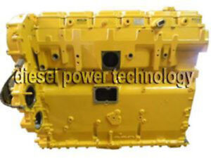 Caterpillar 3306pc Remanufactured Diesel Engine Extended Long Block Engine