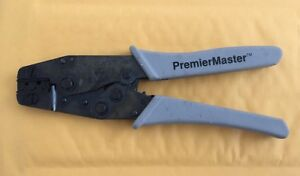 Ideal Crimpers Industries Crimpmaster Crimp Tool For 24 And 14 Awg