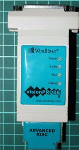 Wind River Visionprobe Ii Advanced Risc Jtag Run Programmer