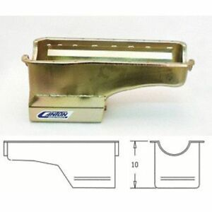 Canton 15 750 Street Strip Wet Sump Oil Pan For Big Block Ford 429 460