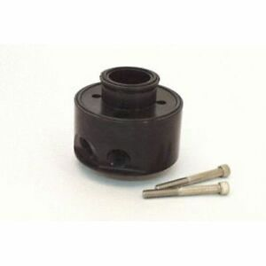 Canton 22 542 Remote Oil Cooler Sandwich Adapter Bb Chevy