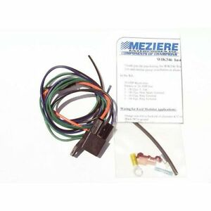 Meziere Wik346 Wiring Installation Kit For Standard Electric Water Pumps