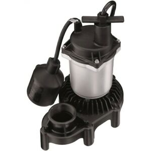 Sump Pump Simer 1 4hp