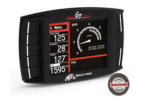 Bully Dog Triple Dog Gt Gas Tuner For Universal Application Free Shipping 40410