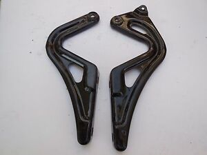 Porsche 911 Rear Engine Lid Hinges