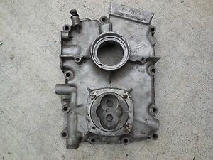 Porsche 356 S 90 Engine Case 3rd Piece type 616 7 T5 1960 P 801476