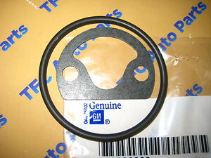 Chevy Gmc 4 3 Engine Oil Filter Adapter Gasket Kit Oem Genuine Gm New