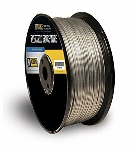 Acorn International Efw1712 1 2 mile 17 gauge Galvanized Fence Wire
