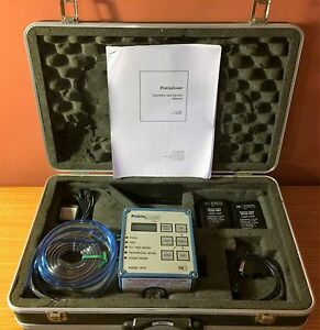 Tsi Portacount Respirator Fit Tester Kit Model 8010