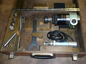 Charmilles Edm Rotating Spindle Collet Chuck 2
