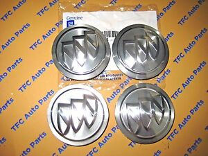 4 Buick Enclave Wheel Center Cap Oem New Genuine Gm Part Oem 3 1 16 Wide