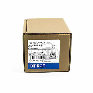 Omron Temperature Controller E5cn r2mt 500 100 240v New In Box