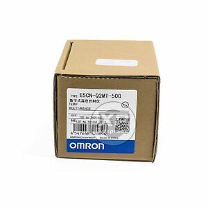 Omron Digital Temperature Controller E5cn q2mt 500 100 240v New In Box Us Ship
