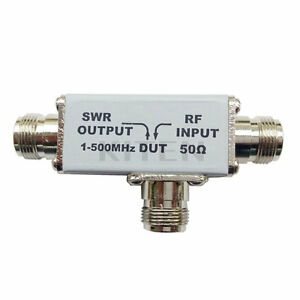 1 500 Mhz Reflection Bridge Vswr Bridge Rf Bridge Directional Bridge