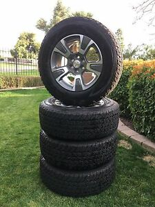 17 Chevy Rims And Wrangler Tires