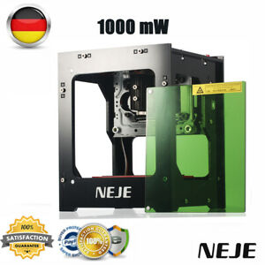 Meterk 1000mw Usb Laser Engraver Printer Carver Diy Engraving Cutting Machine Us