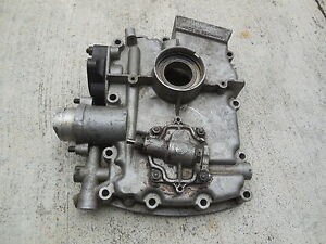 Porsche 356 Engine Case 3rd Piece 69 679 type 616 1 T2 1958