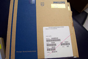 Bas70 Philips Schottky Diode Sot23 3k Pc Reel