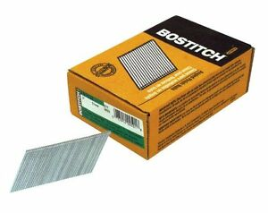 Bostitch Fn1532 2 inch By 15 Gauge By 33 To 35 Degree Angled Finish Nail 3 655