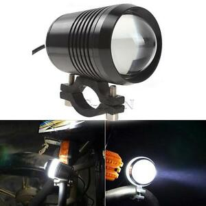 12v Motorcycle Car Cree U2 Led Laser Head Lamp Bike Waterproof Spot Light 30w