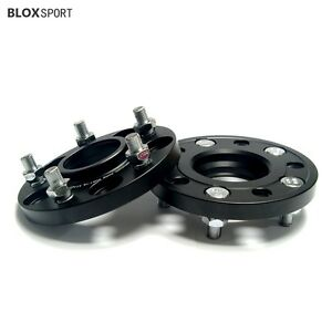 2pc 15mm 5x114 3 Wheel Spacers For Hyundai Genesis Coupe Sedan Elantra Ix35