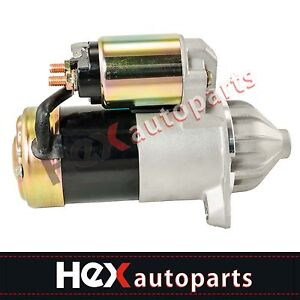 New Starter For Mitsubishi Dodge Eagle Hyundai 2 0l 1 6l 2 4l