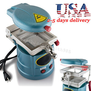 Usa Ship Vacuum Forming Molding Machine Former Dental Lab Equipment 110v 220v