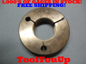 1 767 18 Ns Thread Ring Gage Go Only P d 1 7309 Tooling Inspection Machinist