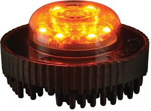 Feniex Cannon 120 Led Hide away Light Amber white Made In Usa