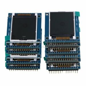 20 X Mini Spi Tft Lcd Module Display With Pcb Adapter St7735b 1 8 Serial