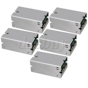 5x Silver Adjustable Dc dc Step Down Converter Buck Module 8 55v To 1 35v