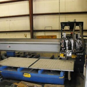 Used Cnc Northwood Model Nws 265 Wood Router