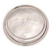 1946 Ford Passenger Car Stainless Steel Hubcaps Set Of 4