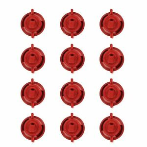 12 Pack Teejet Turbo Induction Spray Nozzle W Cap Assembly Tti11004vp ce