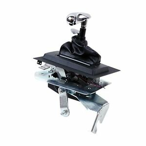 B M 81002 Console Hammer Automatic Shifter For 1987 1993 Mustang