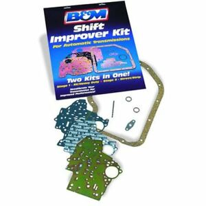 B M 20261 Shift Improver Kit For Th400 Automatic Transmission