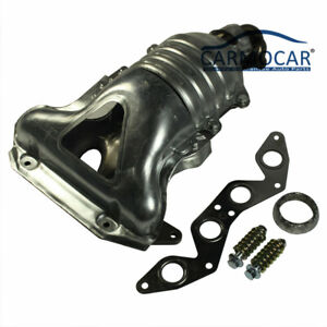 For Honda Civic 2001 2005 1 7l L4 Sohc Exhaust Manifold W Catalytic Converter