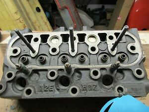 Kubota Clylinder Head Part 17575 03042