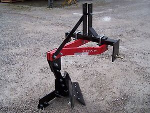 New Titan Model 6114 1 14 Turning Plow 3 Pt We Can Ship Cheap