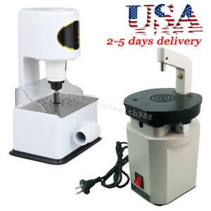 Dental Laser Pindex Drill Pin System grind Inner Model Arch Trimmer Machine Lab