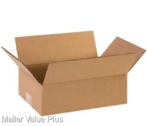 25 22 X 10 X 6 Shipping Boxes Packing Moving Storage Cartons Cardboard Box