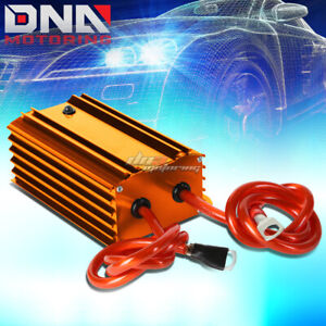 Gold Electronic Electric Car Battery Power Voltage Stabilizer Ground Regulator