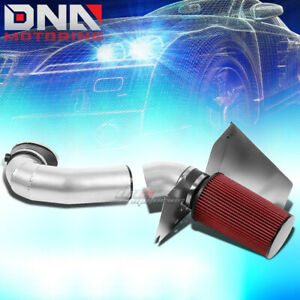 Powder Coated Aluminum Cold Air Intake heat Shield For 05 09 Ford Mustang gt V8