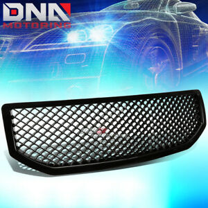 For 06 10 Dodge Caliber Luxury Sports Mesh Front Hood Bumper Grill grille Guard