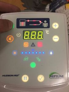 Hudson Rci Conchatherm Neptune Heated Humidifier 425 00 Powers Up 19 Total