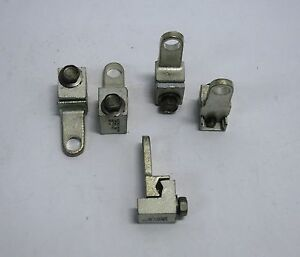 5 pk Electric Motion Em3771lt 02 Cable Rack Bond Clamp For 4 0 Conductor ddd3b3