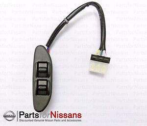 Genuine Nissan 2003 2008 350z Lh Power Seat Switch New Oem