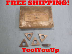 5pcs New Tungaloy Itsn 533 Inserts Cnc Tooling Machine Shop Tools Machinist