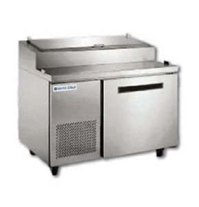New Maxx Cold Pizza Prep Cooler 50 Single Door Mxcpp70 Free Shipping
