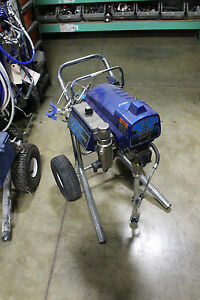 Graco Ultra Max Ii 490 Pc Pro Hiboy Electric Airless Sprayer 249914